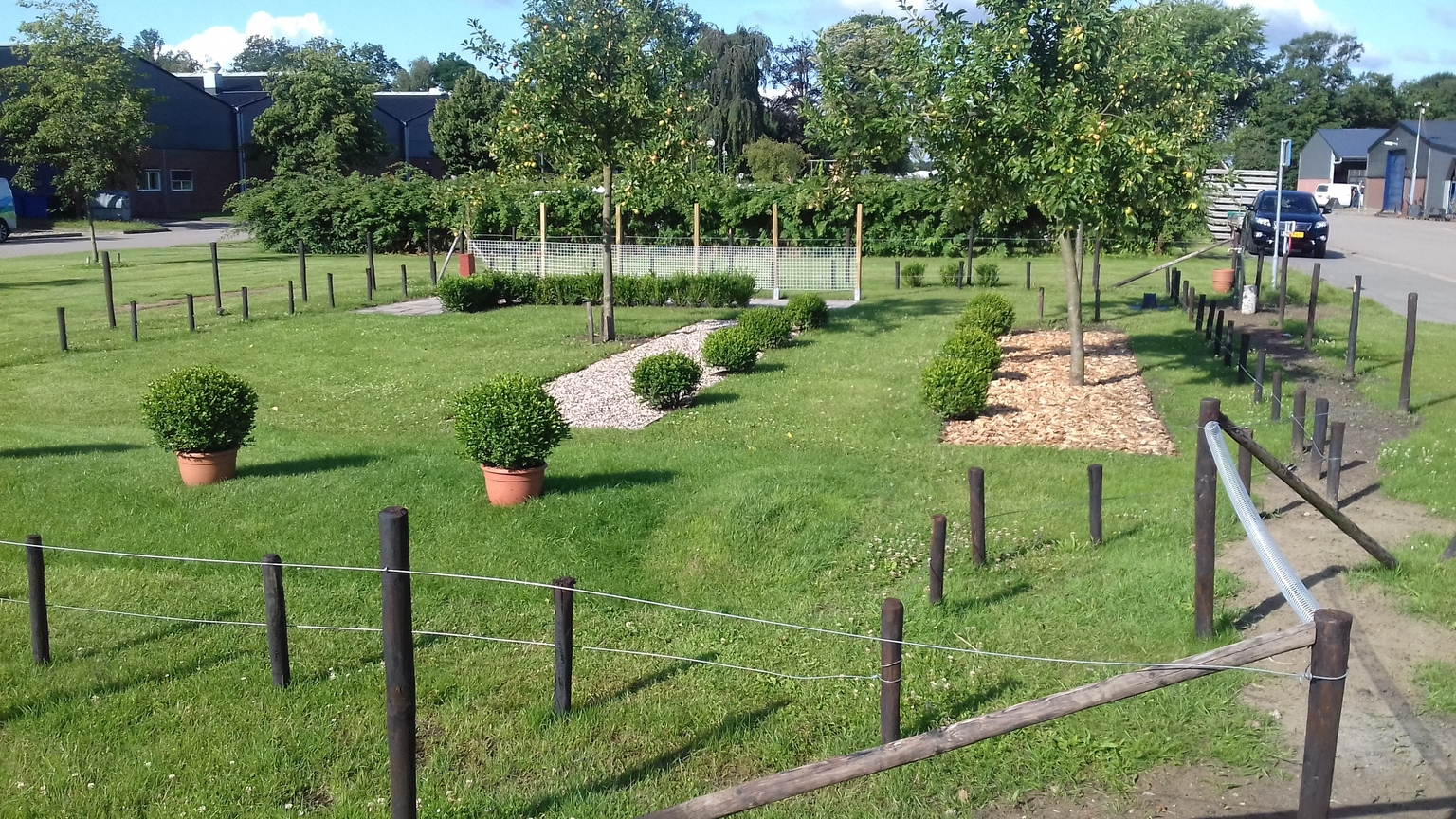Test Garden Wageningen 8