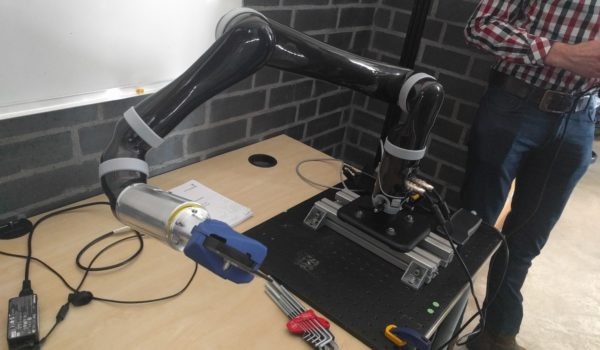 TrimBot2020 robotic arm