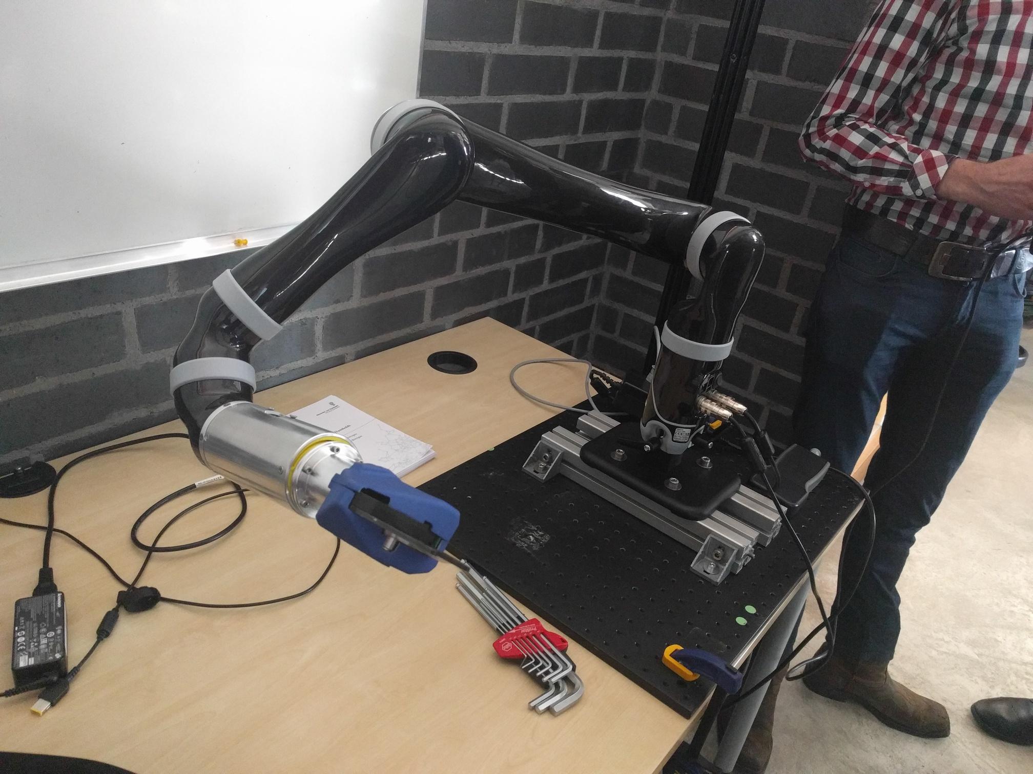TrimBot2020 robotic arm